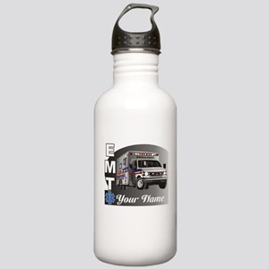 Custom Personalized EMT Stainless Water Bottle 1.0
