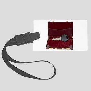 AccessCompanyVehicle112109 Large Luggage Tag