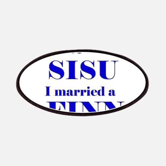 Sisu Spouse Patches