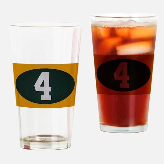 Cute 4 Drinking Glass