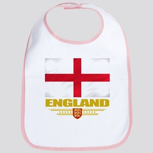 Flag of England Bib