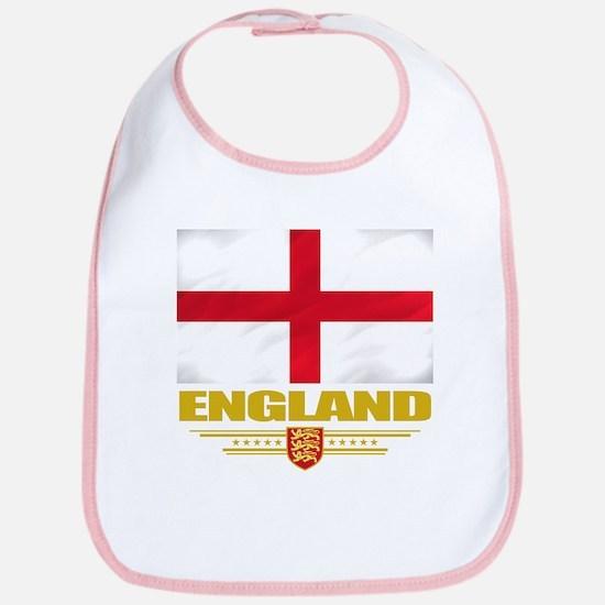 Flag of England Bib