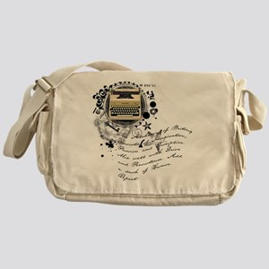 The Alchemy of Writing Messenger Bag