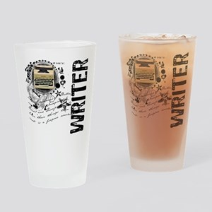 Writer Alchemy Drinking Glass