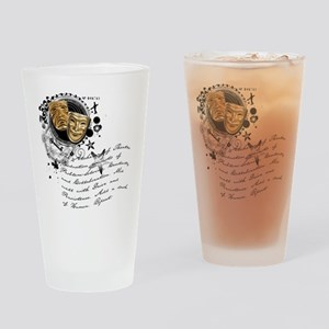 Theatre Production Alchemy Drinking Glass