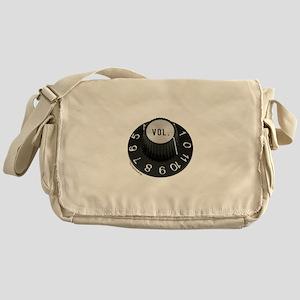 Turned up to 11 Messenger Bag