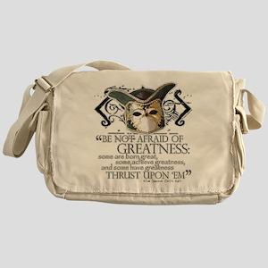 Twelfth Night 2 Messenger Bag