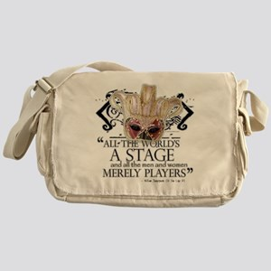 As You Like It II Messenger Bag