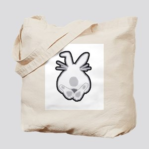 Bunny Butt Tote Bag