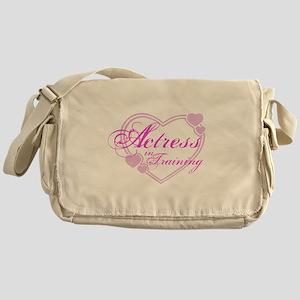 Actress-In-Training Design I Messenger Bag