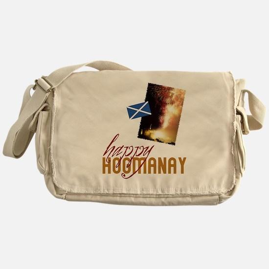 Hogmanay Messenger Bag