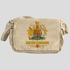 United Kingdom COA Messenger Bag