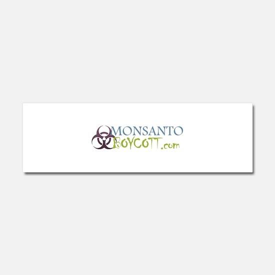 Cool Monsanto Car Magnet 10 x 3