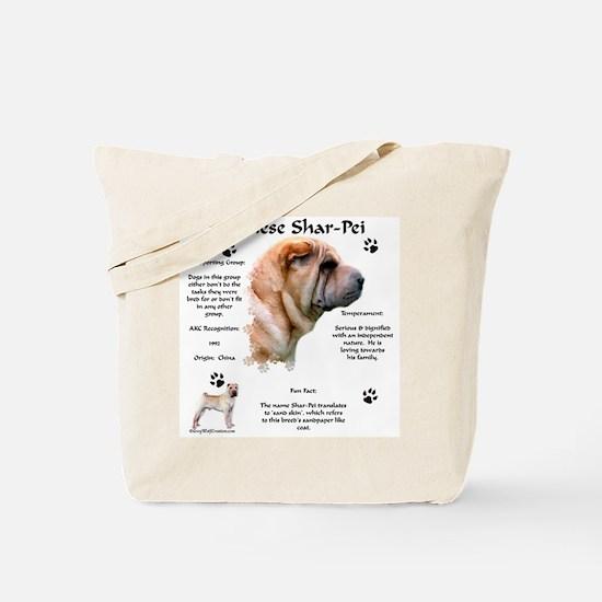 SharPei 1 Tote Bag