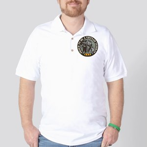 Vietnam Memorial Golf Shirt