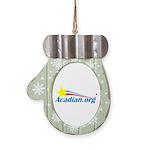 Acadian Mitten Ornament