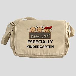 Kindergarten is Cool Messenger Bag