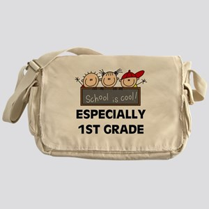 1st Grade is Cool Messenger Bag
