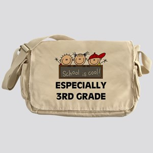 3rd Grade is Cool Messenger Bag
