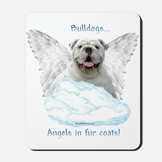 Bulldog 6 Mousepad