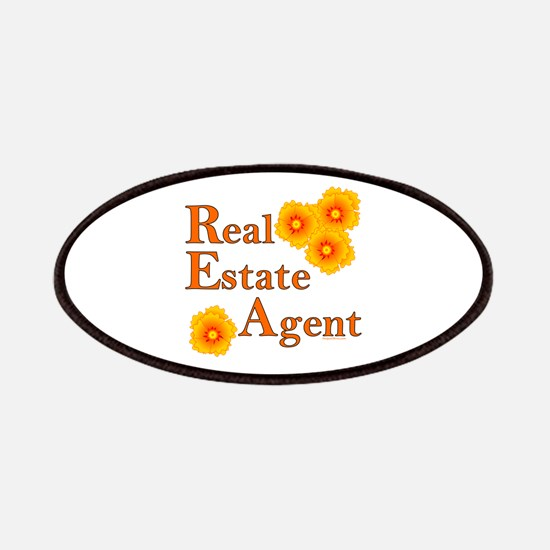Real Estate Agent Patches