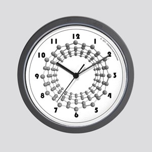 Nanotube Wall Clock