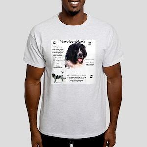 Newf 6 Ash Grey T-Shirt