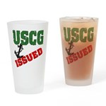 USCG Issued Drinking Glass