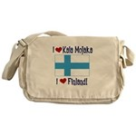 Finland and Kala Mojaka Messenger Bag