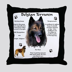 Terv 1 Throw Pillow
