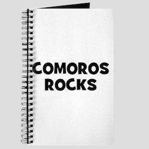 COMOROS ROCKS Journal