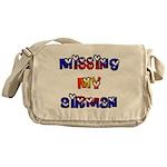 Missing my Airman Messenger Bag