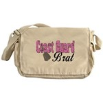 Coast Guard Brat Messenger Bag