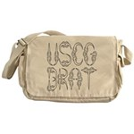 USCG Brat Messenger Bag