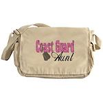 Coast Guard Aunt Messenger Bag