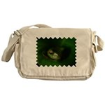 Lazy Frog Messenger Bag