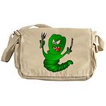 The Original Angry Messenger Bag