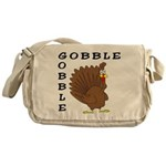 Gobble Gobble Turkey Messenger Bag
