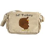 Lil' Turkey Messenger Bag