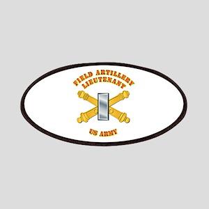 Artillery - Officer - 1st Lt Patches
