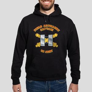 Artillery - Officer - Captain Hoodie (dark)