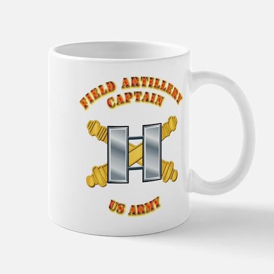 Artillery - Officer - Captain Mug