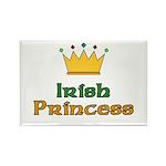 Irish Princess Rectangle Magnet (10 pack)