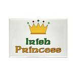 Irish Princess Rectangle Magnet (100 pack)