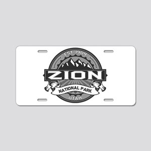 Zion Ansel Adams Aluminum License Plate
