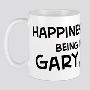 Happiness is Gary Mug