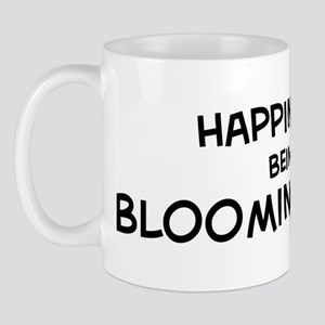 Happiness is Bloomington Mug