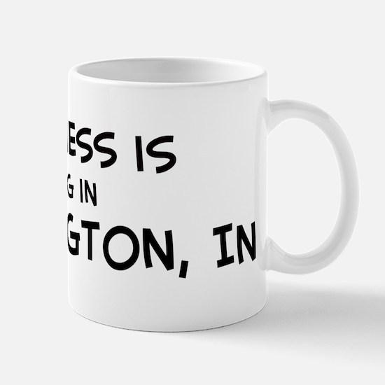 Happiness is Bloomington Mug