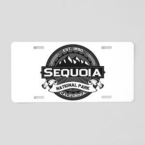 Sequoia Ansel Adams Aluminum License Plate
