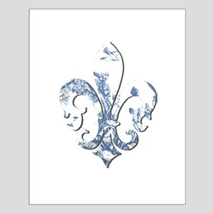 FRENCH TOILE Small Poster